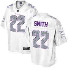 Jual Pria Nfl Minnesota Vikings 22 Harrison Smith Fashion Nyaman Jersey Intl Not Specified Original