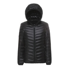 Review Pria Packable Down Jacket Ultra Light Down Compact Hooded Mantel Intl Di Tiongkok