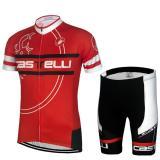Beli Pria Lengan Pendek Bersepeda Jersey Dan Bib Celana Pendek Set Olahraga Luar Ruangan Tim Pro Intl Dengan Kartu Kredit
