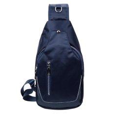 Review Tentang Men S Sling Bags Cross Body Bag Sport Bags Blue