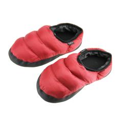 Pria Yang Nyaman Hangat Lembut Selimut Termal Di Bawah Sandal Tahan Terhadap Udara Keledai In The House Anti Selip Mengenakan Sepatu Lecet Sepatu Bot Pasangan Sandal Sepatu Bot Salju Merah