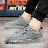 Promo Toko Pria Olah Raga Shoes Sepatu Kasual Musim Panas Sneaker Abu Abu Intl