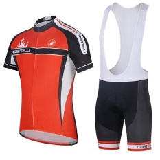 Beli Mens Summer Cycling Jerseys Cycling Clothing Bike Pro Sport Wear Gel Breathable Pad Bib Shorts Intl Cicil