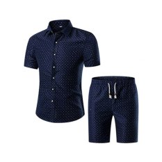 Pria T-shirt dan Celana Pendek Suit-DC10-Intl