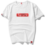 Harga Mens T Shirt Supreme Letter Color Black Intl Paling Murah