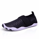 Spesifikasi Mens Womens Water Shoes Pantai Berenang Sepatu Cepat Kering Aqua Socks Pool Unisex Sepatu Untuk Surf Yoga Aerobik Air Slip Ons Intl Terbaru
