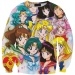 Jual Pria Wanita Anime Sailor Moon Cetak 3D Hoodie Kartun Sweatshirt Keringat Tops Tees Intl Oem Grosir