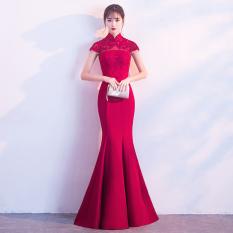 Merah Mempelai Wanita Baru .