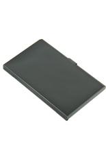 Beli Wallet Peta Kotak Logam Hitam Kredit