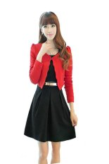 Jual Beli Metalindo Thepie Dress Hitam Merah