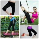 Harga Metro Store Celana Sport 3903 Tally Legging Senam Fullset Murah