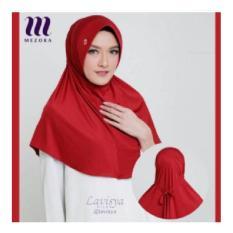 Mezora Bergo Mekkah jilbab hijab kerudung instan