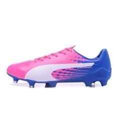 MF Mens Soccer Sepatu Olahraga Sepatu Sepak Bola untuk PUMA EvoSPEED 17 SL-S-Intl