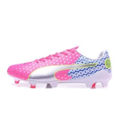 MF Mens Soccer Shoes Sport Football Shoes For Puma Evospeed 17 Sl-S - intl