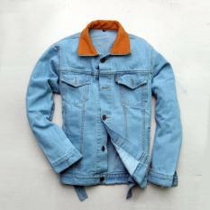 Beli Mfm Dilan Jaket Jeans Bio Blizt Online Murah