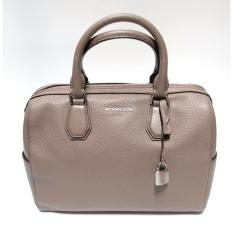 Michael Kors Mercer Medium Duffel Leather (Cinder)