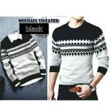 Jual Michael Sweater Black Sweater Pria Original