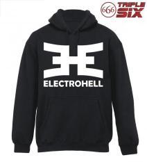 MICOSHOP - Jaket Hoodie - Electrohell - READY STOCK