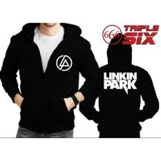 Toko Micoshop Jaket Hoodie Zipper Linkin Park Black Not Available Na Online