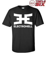MICOSHOP - Kaos / T-Shirt - Electrohell - READY STOCK