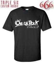 MICOSHOP - Kaos / T-Shirt ONE OK ROCK - Hitam