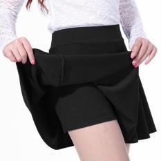 Diskon Midi Skirt Rok Flare Skirt Rok Celana Import Korea Fashion Wanita Dress Atasan Pants Rok Celana