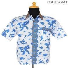 Mila Style - Baju / Kemeja / Hem Batik Katun Motif Madura - Multicolor