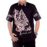 Toko Mila Style Baju Kemeja Hem Batik Varian Wayang Selo Sakti Multicolor Online Di Di Yogyakarta