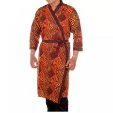 Mila Style Baju Tidur Kimono Batik Piyama Spa Gunawan Edisi 02 - Multicolor