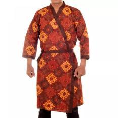 Mila Style Baju Tidur Kimono Batik Piyama Spa Gunawan Edisi 05 - Multicolor