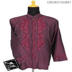 Mila Style - Koko Panjang Bunglon Adib Motif Ronce - Multicolor
