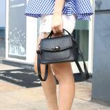 Mini Bags Tas Wanita Best Seller Hitam Bag Import Diskon 30