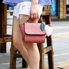 Spesifikasi Mini Bags Tas Wanita New Arrivals 2017 Dark Pink Terbaik