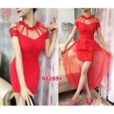 Harga Mini Dress Pesta Import Termurah