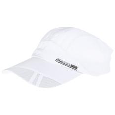 Jual Mobil Kecil Unisex Outdoor Sport Mesh Cepat Pengeringan Bisbol Golf Tenis Hat Cap Putih Warna Putih Intl Branded