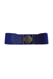 Beli Miss Scarlet Elastic Belt Elegant Navy Dengan Kartu Kredit
