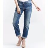 Beli Miyoshi Josei Mj17Pa039Pd Cropped Jeans Miyoshi Josei Asli