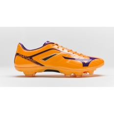 Mizuno Basara 003 Neon Orange Pansy  Sepatu sepak Bola