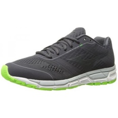 Mizuno Pria SYNCHRO MX-M Sepatu Silang-Latihan, Periskop/Gelap Shadow/Hijau Gecko, 8 D AS-Internasional