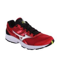 Mizuno Sepatu Running K1GA160303 Spark - Merah Putih 474088f3ea