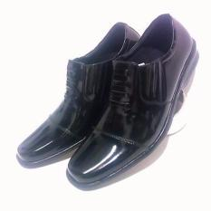MJ Sepatu Pria Pantofel Super Kilat Selop – Hitam