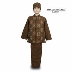 MKA 094 2-13 tahun grosir baju muslim koko murah