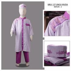 MKA 127 UnguMuda (2-13tahun) baju koko anak grosir tanah abang