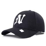 Jual Mlb Pria Musim Panas Pemuda Bisbol Topi Topi N Hitam Di Bawah Harga