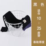Perbandingan Harga Mm Katun Wanita Pakaian Luar Musim Semi Sembilan Celana Legging Hitam Di Tiongkok