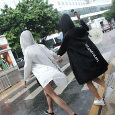 MM Baju Pelindung Matahari Busana Pantai Gaya Korea Wanita Model Setengah Panjang Murid