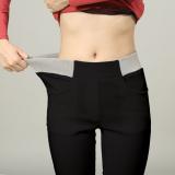 Toko Mm Putih Pakaian Luar Lebih Tebal Panjang Celana Tambah Beludru Bottoming Celana Celana Panjang Hitam Baju Wanita Celana Wanita Online Terpercaya