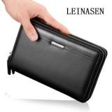 Toko Mobile Phone Wallet Bag Bag Hand Bag Leather Handbag Zipper Handreynardson Black Intl Lengkap