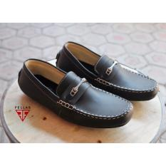 Review Moccasin Simpleplan Black Fellas Shoes