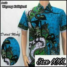Harga Model Baju Batik Ukuran Jumbo Xxl Baju Batik Besar Kemeja Batik Size Jumbo Motif Naga Azka Batik
